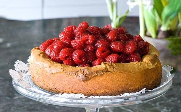 Heavenly Cheesecake | Cakes | Pinterest