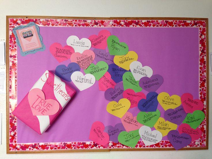 Valentines Bulletin Boards | New Calendar Template Site