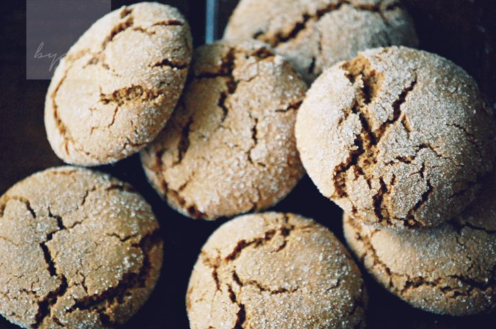 Molasses Cookies | Cookies | Pinterest