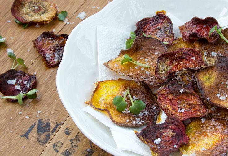 Beet Chips. | I will eat it | Pinterest