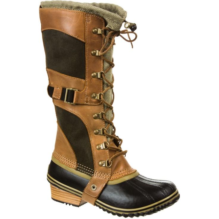 Original Sorel Womens Conquest Carly WP Boot