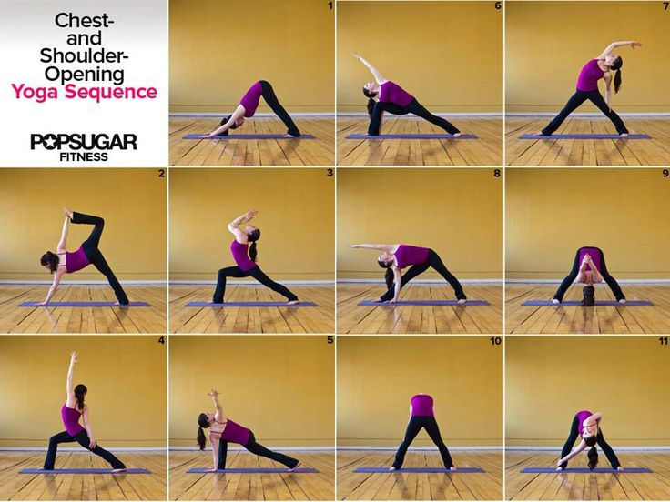 shoulder opener | Yoga Body | Pinterest