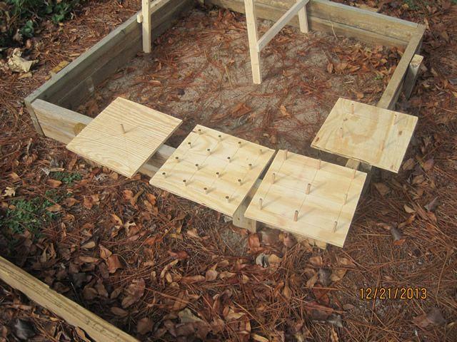 Square Foot Garden Templates Garden Pinterest