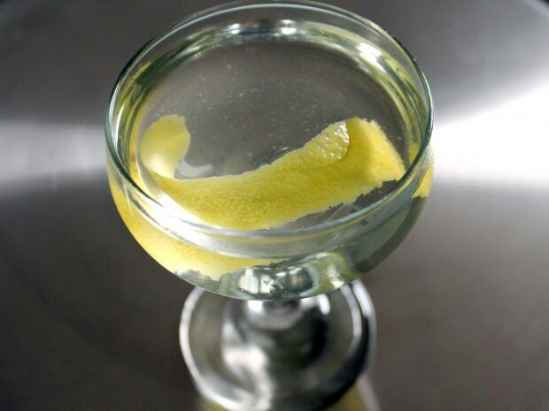 The Tuxedo No. 2 2 ounces Plymouth Gin 3/4 ounces Dolin Dry Vermouth 1 ...