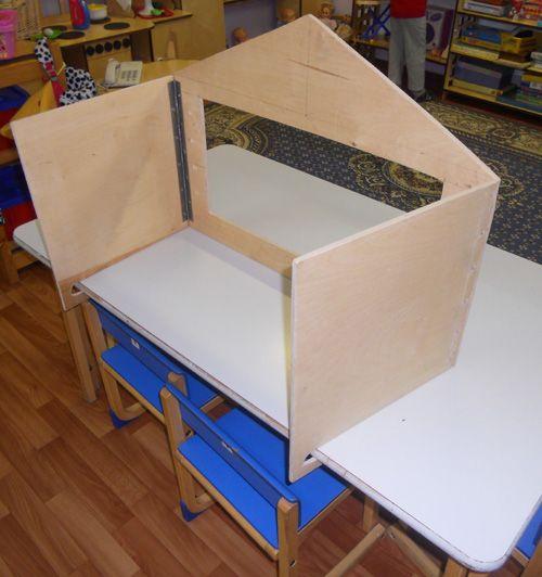 Кукольный театр ширма своими руками в детском саду 29