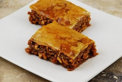 Easy Baklava | Food & Drink | Pinterest