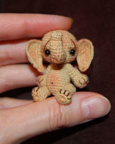 """Tiny Elephant Circus """"Bobo"""" Tema miniatura"""