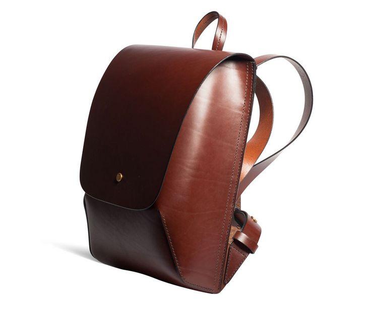 Как сделать кожаный рюкзак своими руками 75