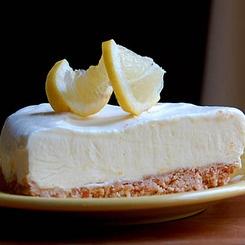 frozen lemon mousse | Favorite Recipes | Pinterest