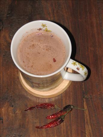 Aztec Chili Hot Chocolate   Food.com