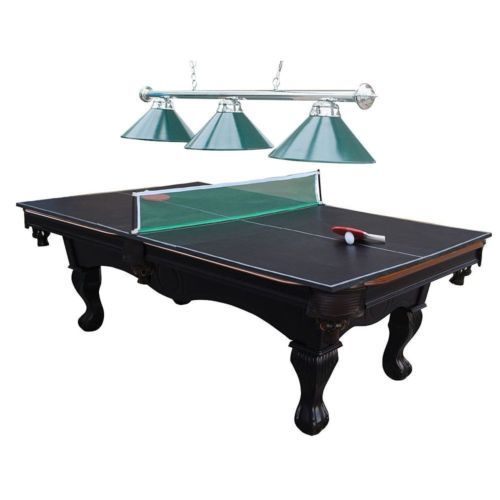 8ft pool table ping pong billiards table top tennis