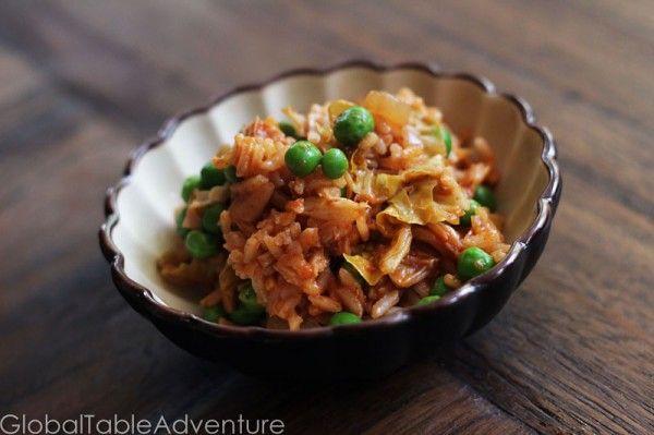 Jollof (West African Rice with Veggies) | Recipe