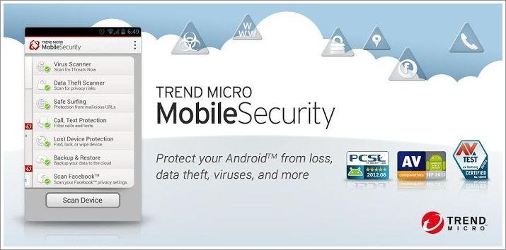 free download mobile antivirus for samsung android phone