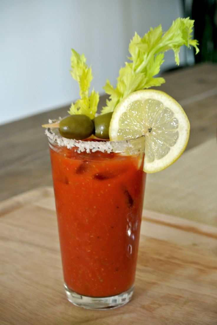Bloody Mary | Drinks On Me | Pinterest