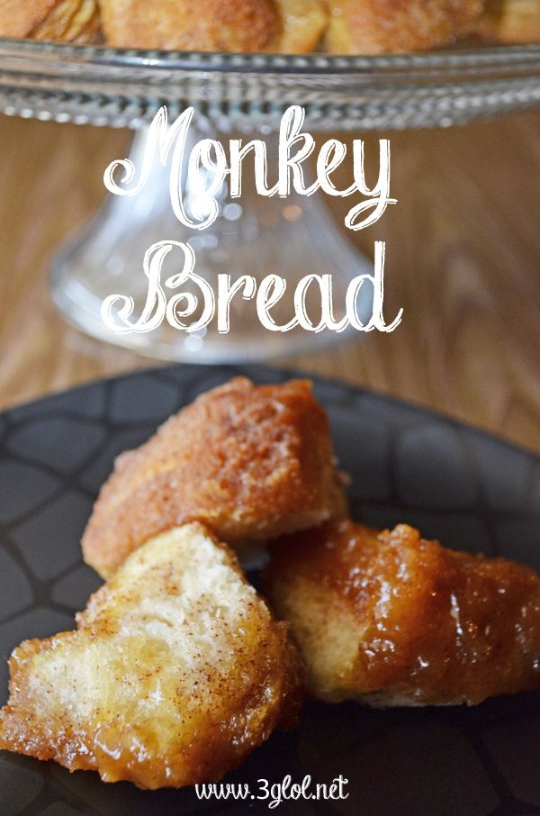 Monkey Bread made with Pillsbury Grands! Homestyle Biscuits. #Keurig 2 ...