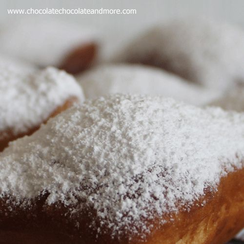 Buttermilk Beignets – French Donuts--my favorite treat at our local ...