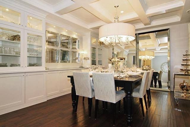dining room dream house pinterest