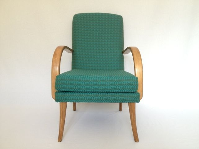 Vintage retro chair armchair 50s 60s 70s for Vintage 70s chair