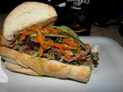 Banh Mi (vietnamese-style Sandwich)