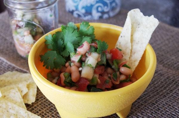 Black Eyed Pea Salsa | Recipes | Pinterest