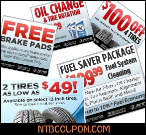 Ntb Tire Coupons 2018 Sunrise Toyota Coupons