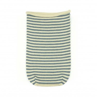 the sweetest knit diaper pouch.