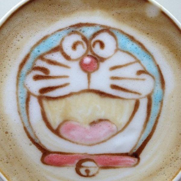 Latte Doremon
