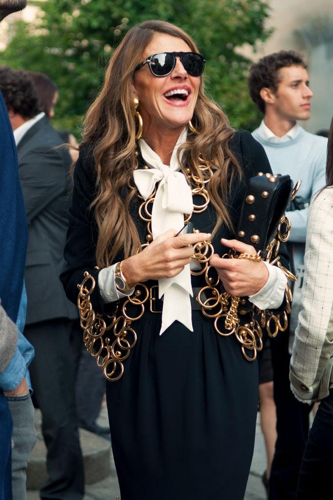 ANNA DELLO RUSSO. Fashion Director / Creative Consultant, Vogue Nippon.
