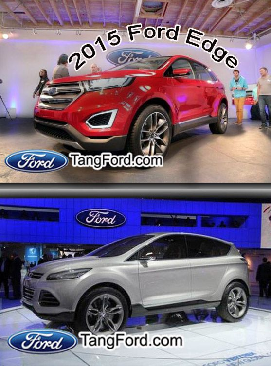 2015 ford edge vs 2015 ford escape new cars for 2014 and 2015. Cars Review. Best American Auto & Cars Review