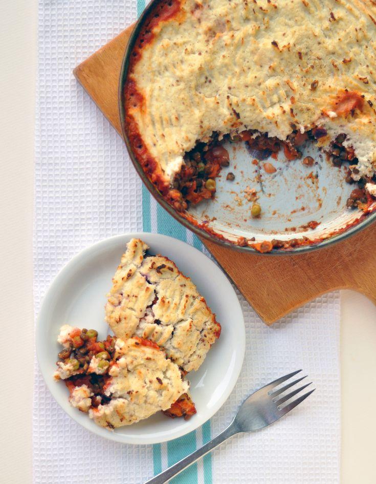 Summer shepherd's pie...lightened up! | Lunch & Dinner | Pinterest