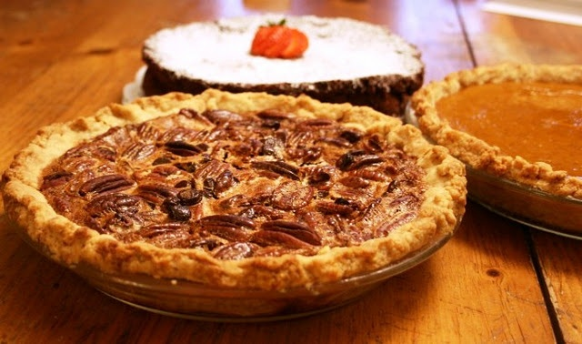 John Thorne's pecan pie - uses golden syrup instead of corn syrup ...