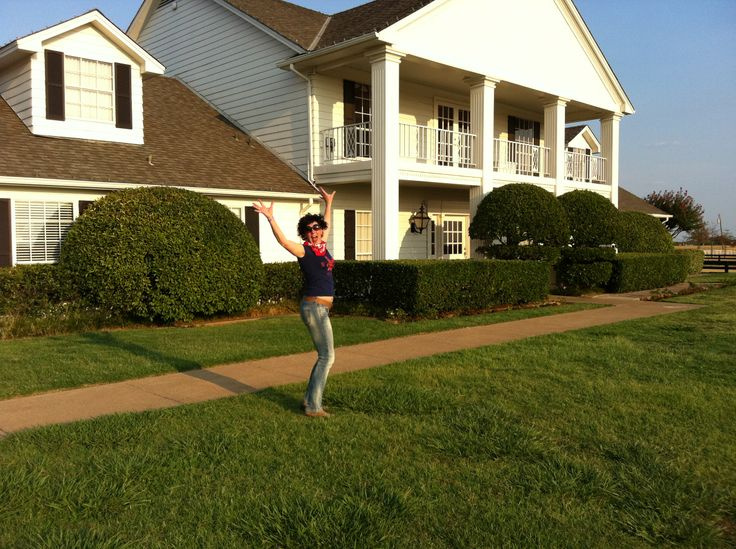 Happy Southfork Ranch Dallas Why Forever Pinterest