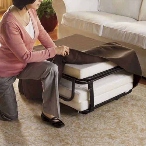 Ottoman Fold Out Bed For The Home Pinterest