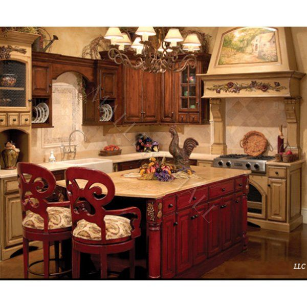 Old world tuscan decor kitchens pinterest for Old world tuscan kitchen designs