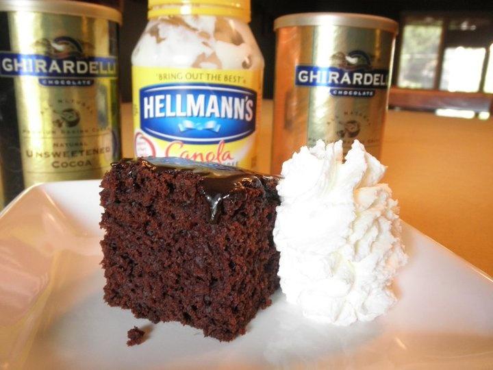 ... this: mayonnaise cake , chocolate mayonnaise cake and mayonnaise