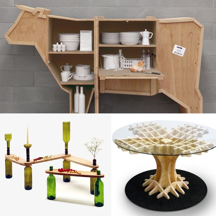 Muebles creativos dise os e ideas pinterest for Pinterest muebles