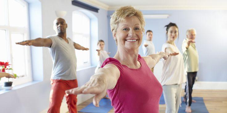 starting yoga older adult