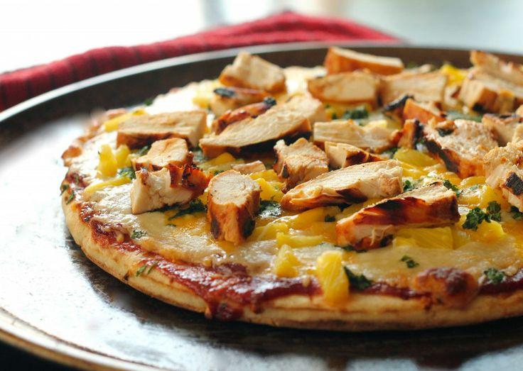 BBQ Chicken Pizza | Cooking: Pasta & Pizza | Pinterest