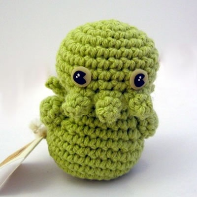Creepy Cute Crochet Cthulhu Pattern Free Crochet Patterns