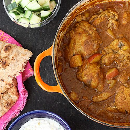 Mum's Chicken & Potato Curry | Recipe