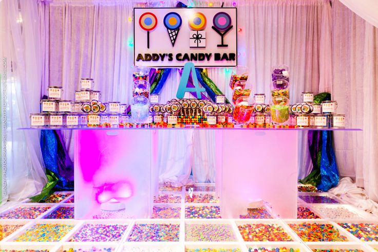 Great party decor ideas from this amazing Bat Mitzvah in Valdosta, GA