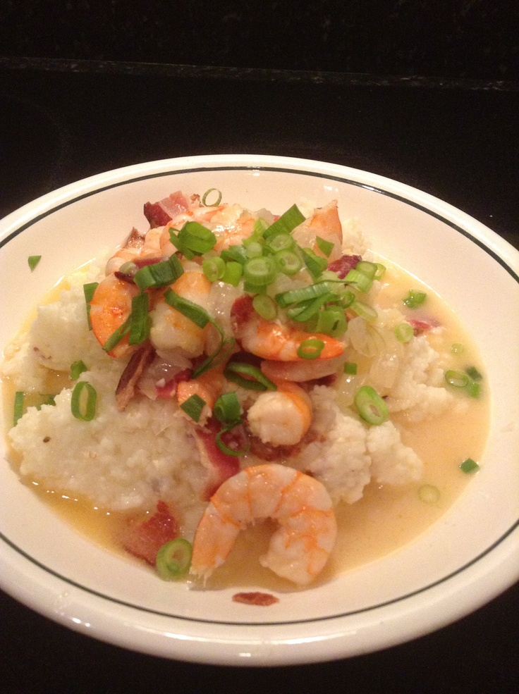 Lowcountry Shrimp and Grits | creative kitchen | Pinterest