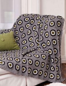 Ravelry: Picot-Edge Baby Blanket & Washcloth pattern by