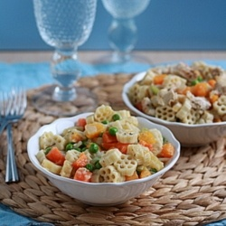 Veggie pot pie pasta | Pasta & Rice | Pinterest