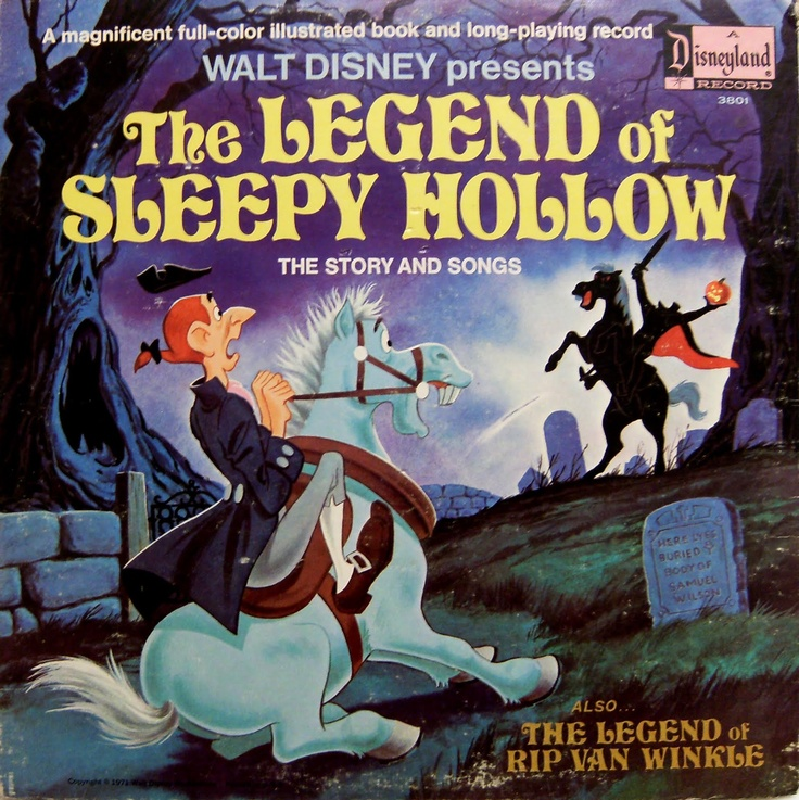 Episode 56: The Legend of Sleepy Hollow