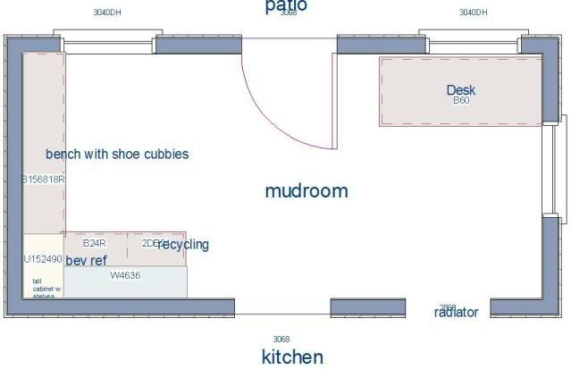 Mudroom Room Layouts Pinterest