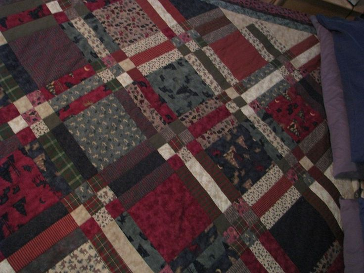 Quilt Patterns For Flannel : Flannel Quilt Patterns Sewing Pinterest