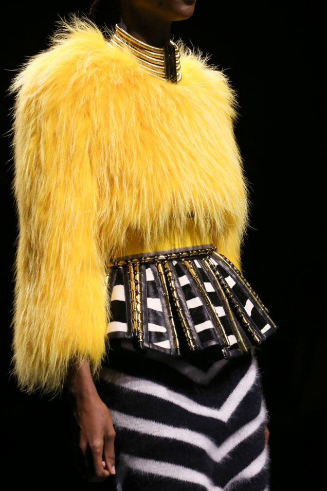 Big Bird for Balmain