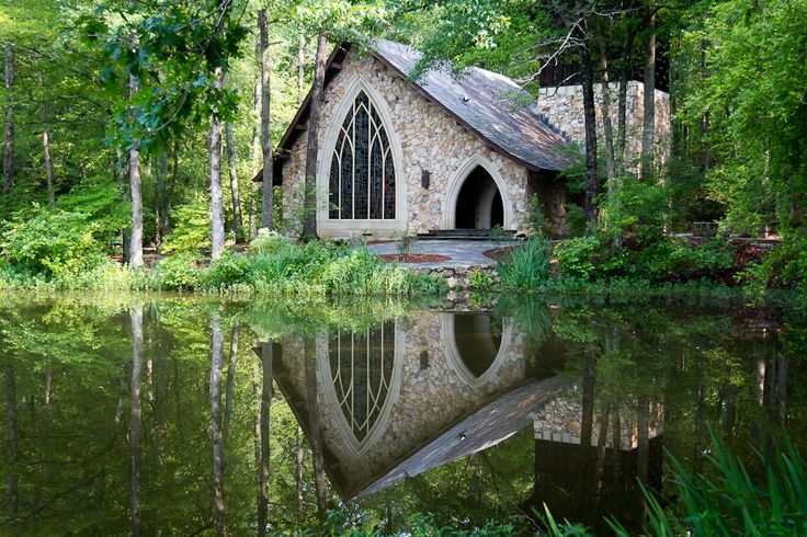 Ida cason chapel in callaway gardens wedding place pinterest for Places to stay near callaway gardens