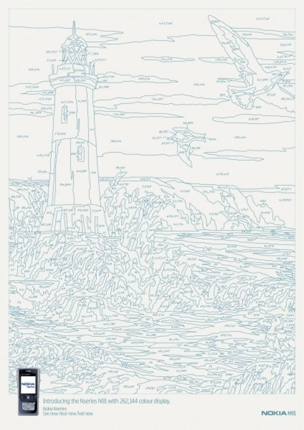 Lighthouse. | Paint by Number | Pinterest